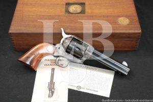 "Colt NRA Centennial Commemorative SAA 4 3/4"" .45 LC Revolver, 1971 ATF C&R"