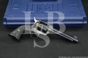 """Colt Single Action Army SAA 3rd Generation 5 1/2"""" .45 LC Revolver, MFD 1998"""