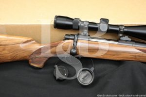 """Cooper Arms Montana Model 52 Classic .30-06 24"""" Bolt Action Rifle & Box"""
