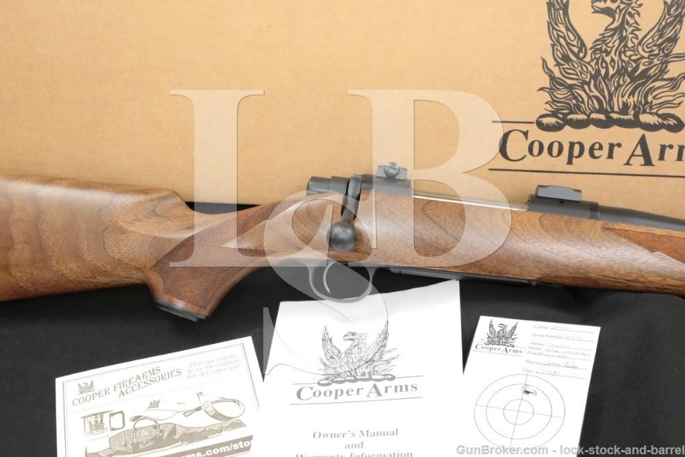 Cooper Firearms Montana Model 52 .30-06 Sprg Box Mag Bolt Action Rifle 2010