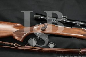 "Custom Remington Model 700 .458 Win Mag 24"" Bolt Action Rifle"