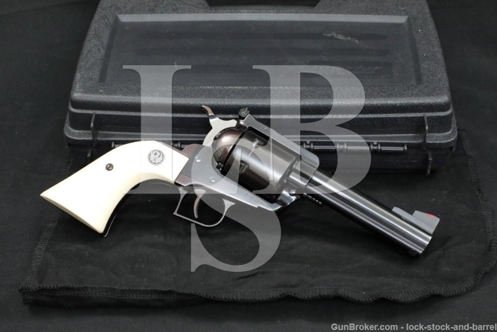 Custom Ruger New Model Super Blackhawk 44 Mag Single-Action Revolver, 1984