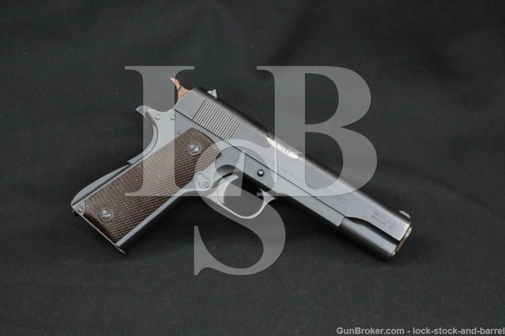 DGFM-FMAP Argentine 1911 Sistema Colt Mod 1927 .45 ACP Pistol, MFD 1959 C&R