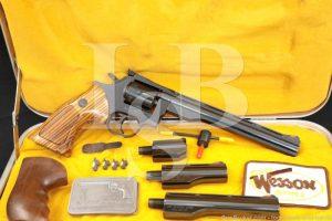 "Dan Wesson Arms Monson Model 22V Pistol Pac .22 LR 2.5"" 4"" 6"" 8"" Revolver"