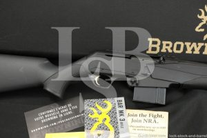 "FN Browning Portugal BAR Mk 3 DBM .308 Win 18"" Semi-Automatic Rifle 2017-21"