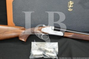 Fabarm H&K Classic Lion Grade II 12 GA SxS Double Barrel Shotgun 1998-2004