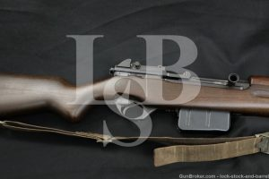 Fabrique Nationale FN Egyptian FN49 FN-49 8mm Mauser Semi-Auto Rifle, C&R