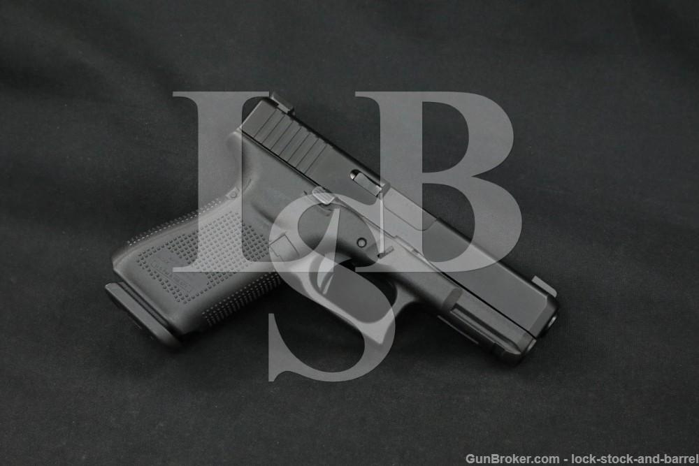 Glock Model 19 Gen 5 G19 9mm Striker Fired Semi Automatic Pistol, 2017-2020