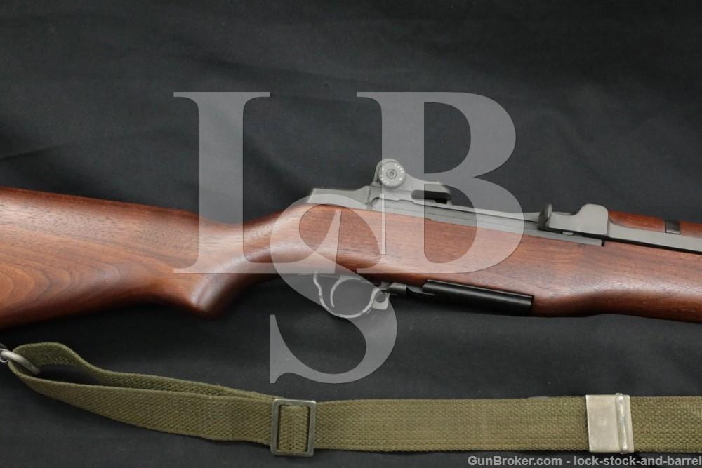 H&R M1 Garand Navy MK2 MOD1 7.62x51 NATO Semi Automatic Rifle C&R