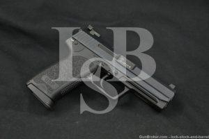 Heckler & Koch HK USP45 USP-45 .45 ACP Tru-Dot Semi-Auto Pistol, MFD 2013