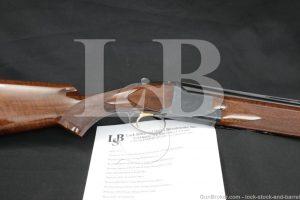 """Hilton Estate FN Browning Superposed Lightning 12 GA 28"""" Over Under Shotgun"""