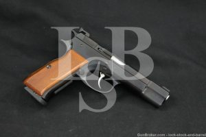 "ITM Switzerland Model AT84S like CZ 75 9mm 4.5"" DA/SA Semi-Automatic Pistol"
