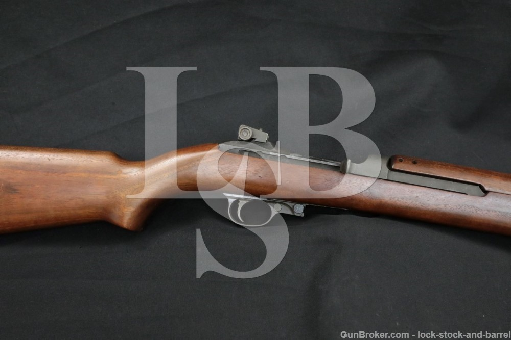 Inland Division M1 Carbine .30 Matching Semi Automatic Rifle MFD 1945 C&R