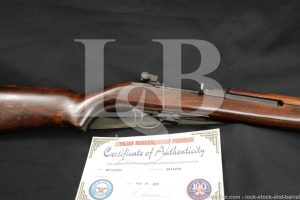 Inland Division M1 Carbine .30 Semi Automatic Rifle CMP Certificate C&R