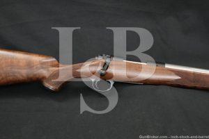 """Kimber Model 84M Varmint 84-M 84 M .204 Ruger 24"""" Fluted Bolt Action Rifle"""