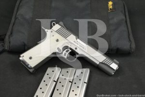 "Kimber Model Eclipse Custom II 2 10mm 5"" 1911 1911A1 Semi-Automatic Pistol"