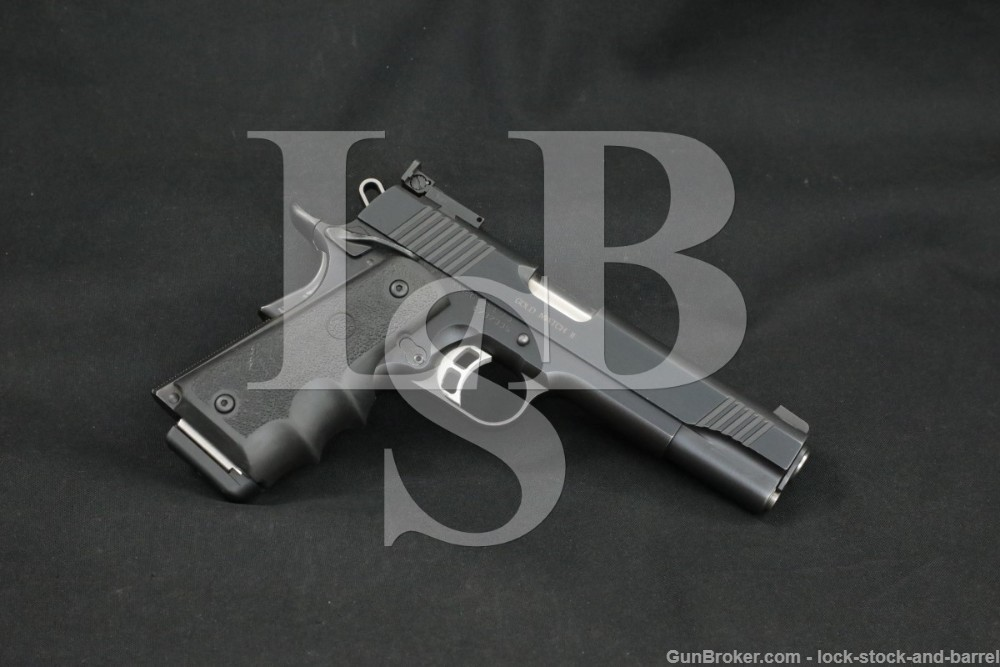 "Kimber Model Gold Match II 2 .45 ACP 5"" 1911 1911A1 Semi-Automatic Pistol"