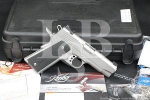 "Kimber Model Pro Carry HD II 2 .38 Super 4"" Stainless 1911 Semi-Auto Pistol"
