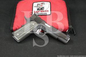 "Les Baer Custom Premier II 2 .45 ACP 5"" 1911 1911A1 Semi-Auto Pistol 2008"