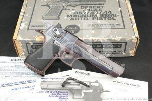 """Magnum Research IMI Model Desert Eagle MK VII 7 .44 Mag 6"""" Semi-Auto Pistol"""