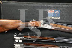 Merkel Three Barrel Set O/U Over Under Shotgun Rifle & Combination 1951 C&R