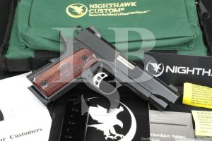 "Nighthawk Custom Model Predator III 3 .45 ACP 4.25"" Semi-Auto Pistol 2020"