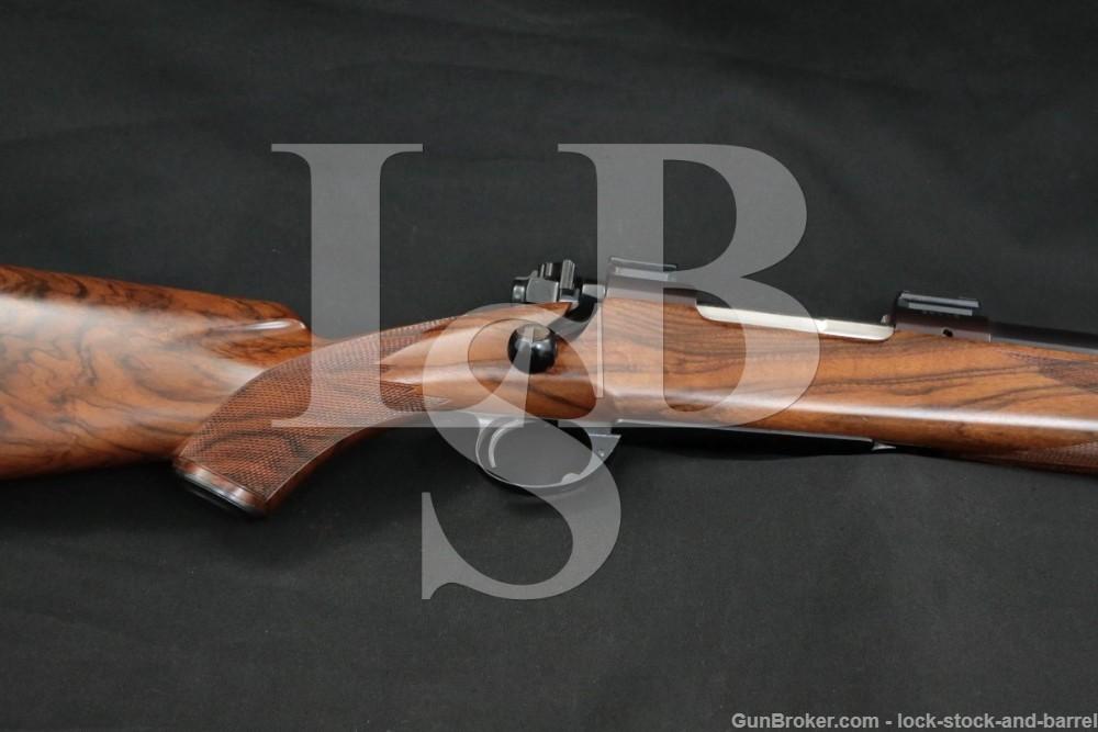 Pachmayr Pre-64 Winchester Model 70 .375 H&H Magnum Bolt Rifle, 1941 C&R