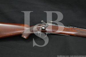 Pre-64 Winchester Model 70 Super Grade .300 H&H Magnum Bolt Rifle, 1937 C&R