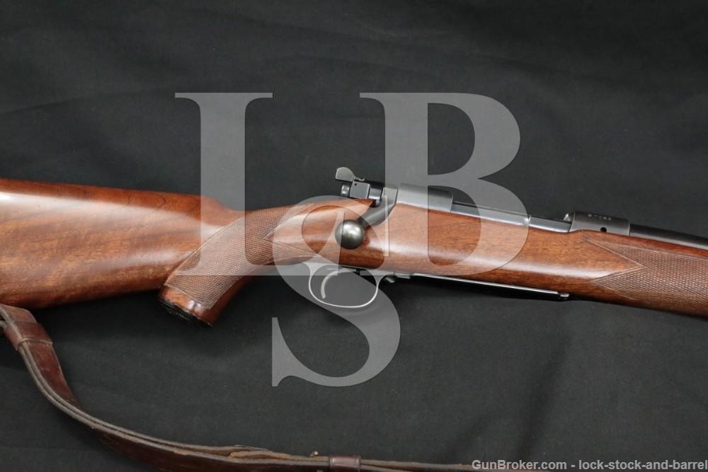 Pre-64 Winchester Model 70 Super Grade .300 H&H Magnum Bolt Rifle, 1946 C&R