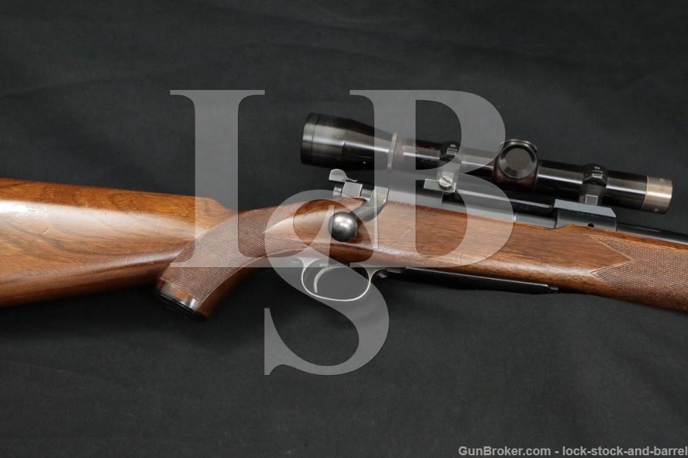 """Pre-64 Winchester Model 70 Super Grade 24"""" .30-06 Bolt Rifle, MFD 1938 C&R"""