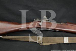 Remington 1903A3 03-A3 .30-06 WWII Bolt Action Rifle MFD 1943 C&R
