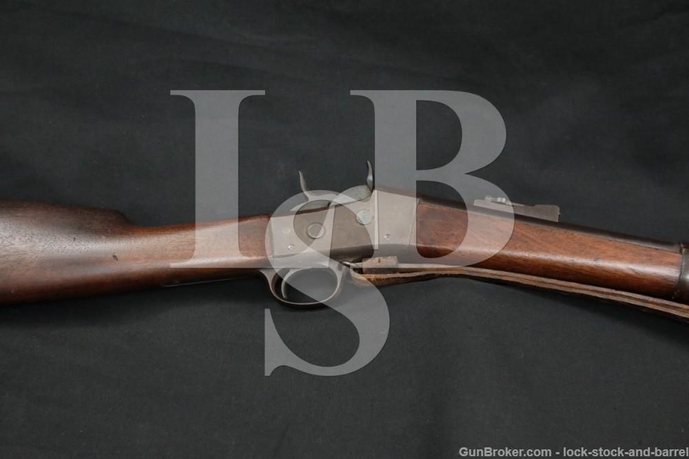 "Remington Model 1 1/2 Rolling Block 28"" Single Shot Rifle MFD 1869-1902 C&R"