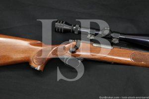 """Remington Model 700 BDL Varmint Special .22-250 24"""" Bolt Action Rifle C&R"""
