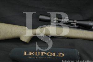 "Remington Model 700 LH 700LH Left Hand .223 24"" Box Mag Bolt Action Rifle"