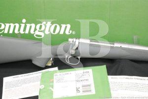 "Remington Model 700 Safari Grade Custom KS .416 Rem Mag 22"" Bolt Rifle 1993"