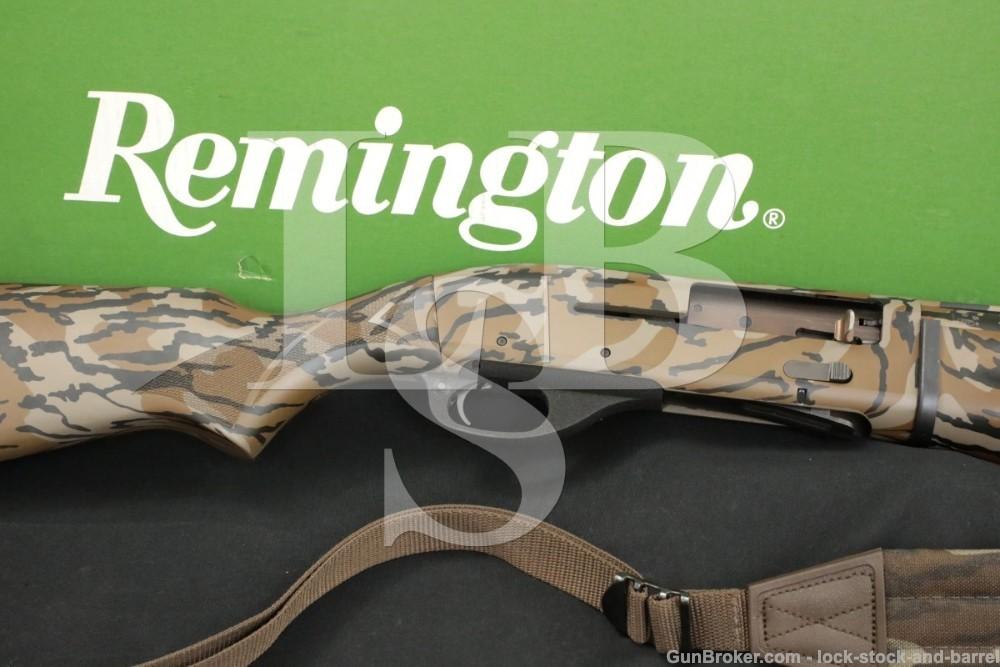 "Remington Model SP-10 Magnum Camo 10 GA 23"" Semi-Automatic Shotgun MFD 1990"