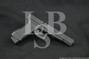 Romanian Brigada Antiterorista Glock 17L Gen 2 9mm Semi-Auto Pistol, MFD 19