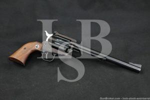 Ruger Hawkeye .256 Winchester Magnum Single-Shot Pistol, MFD 1963 C&R