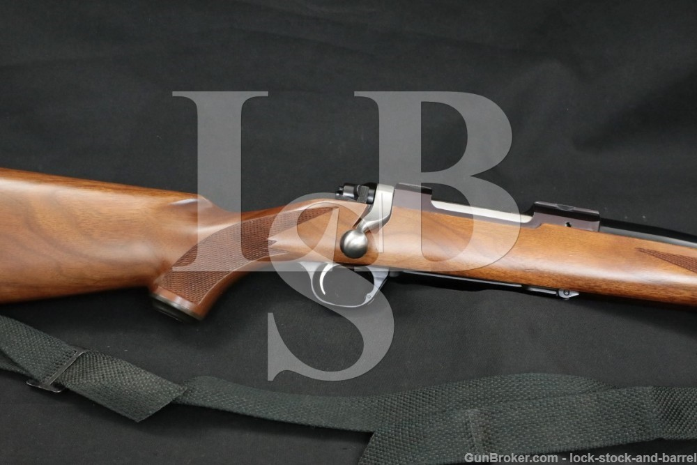 Ruger M77 Mark II M-77 MKII 07855 .308 Winchester Bolt-Action Rifle, 1992