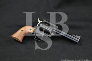Ruger Pre-Warning 3-Screw Old Model Blackhawk .41 Magnum Revolver 1967 C&R