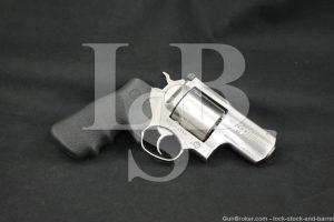 Ruger Super Redhawk Alaskan 05301 KSRH2454 45 Colt 454 Casull Revolver 2013