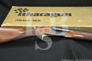 "SKB Ithaca Gun Co. Model 280 12 Ga. 26"" SxS Side By Side Shotgun"