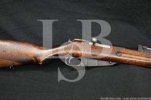 Sako M39 Finnish Mosin Nagant 7.62x54R Hex Receiver Bolt Action Rifle C&R