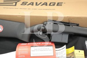 Savage Model 110 FCP 110-FCP .338 Lapua Mag Bolt-Action Rifle MFD 2010-2017
