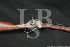 Sharps Rifle Co. Bridgeport 1874 Sporter .40-70 Single Shot Rifle 1876-1877