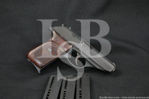 Sig Sauer Model P230 P-230, 9mm Kurz .380 ACP Semi-Automatic Pistol, 1983