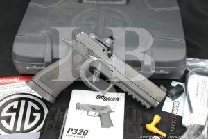 Sig Sauer P320 X-Five P-320 320X5-9-LEGION-R2 9mm Semi-Auto Pistol MFD 2019