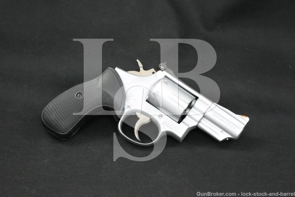 """Smith & Wesson S&W Model 19-3 .357 Combat Magnum 2.5"""" DA/SA Revolver 1977"""
