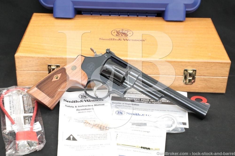 """Smith & Wesson S&W Model 29-10 150145A .44 Magnum 6.5"""" DA/SA Revolver 2017"""