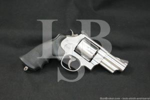 "Smith & Wesson S&W Model 629-6 Trail Boss 163411 .44 Mag 3"" Revolver 2003"